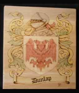 Dunlap Crest Woodburning