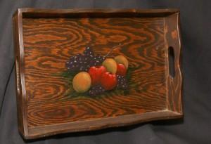 Fruit Tray Wood