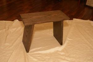 Zen Bench Wood