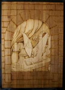 Wizard Woodburning