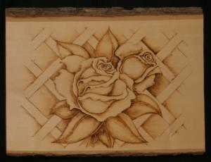 Lattice Roses
